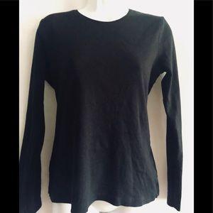 Croft&Barrow black shirt S